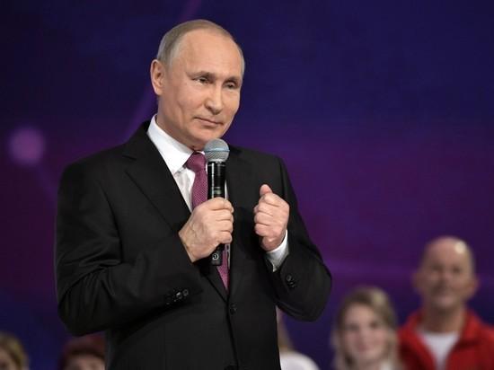 Путин отказался объявлять бойкот ОИ-2018