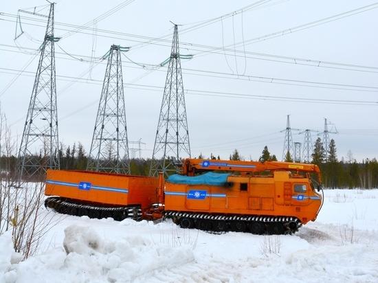 ФСК ЕЭС совершенствует автопарк энергетиков в Западной Сибири