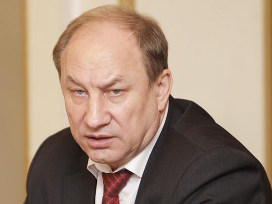 Рашкин подал в суд на Мутко из-за скандала с Олимпиадой