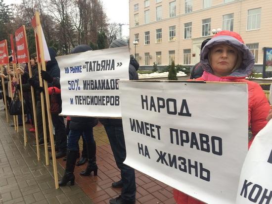 Малый бизнес Воронежа в очередной раз попросил не душить его