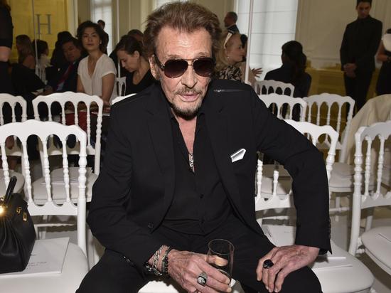Умер Джонни Холлидей, посол рок-н-ролла во Франции
