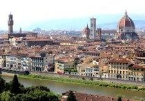 Пятая книга Алисы Даншох под названием «Флоренция