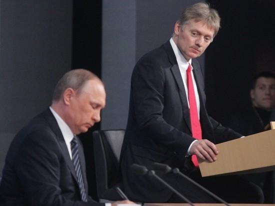 Песков оценил шансы Путина на победу на предстоящих выборах
