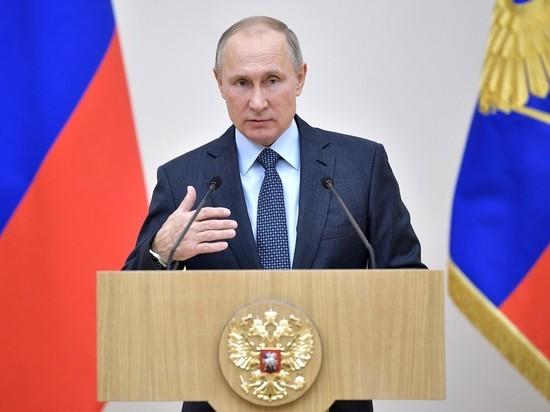 Путину доложили в Ростехе об уникальном российском оружии