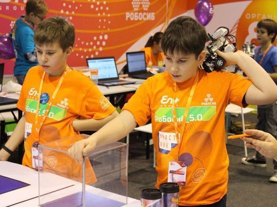 В иркутские кружки робототехников записываются даже родители