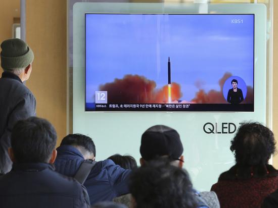 """МИД КНДР: """"Остается только один открытый вопрос: когда война начнется"""""""