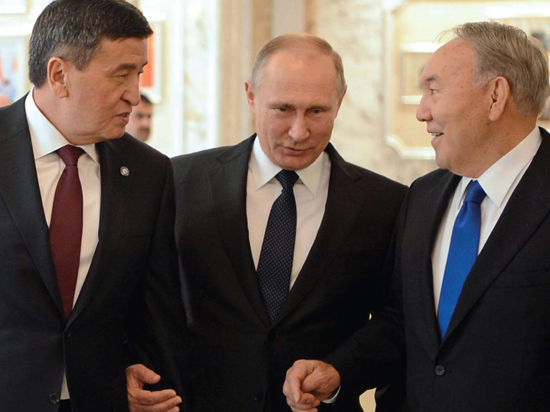 Первые победы нового президента Кыргызстана