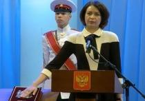 Оксана Фадина официально стала мэром Омска