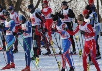 Александр Бурков пробежится в Омске на лыжах