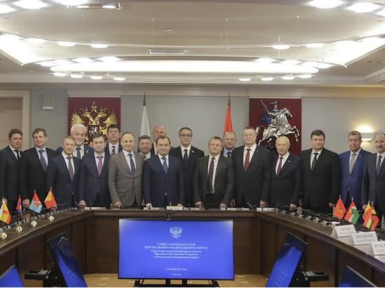 Председатель Рязанской областной думы выступил на Совете законодателей ЦФО