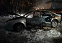 Редкий случай, когда автомобиль как улика был уничтожен после совершения преступления не киллером, а обычным водителем-лихачом, произошел в пятницу в Москве