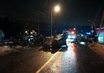 Печально закончились «игры» на дороге для пятерых строителей на Внуковском шоссе в столице в минувшие выходные
