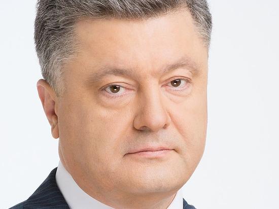Порошенко поблагодарил жителей Крыма и Донбасса за веру в Украину