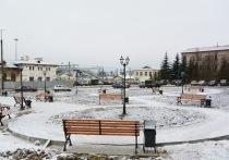 В Шарье открыли обновленный сквер