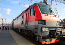 В Киеве положительно отреагировали на новость о том, что российские пассажирские и грузовые поезда полностью перешли на движение в обход территории Украины