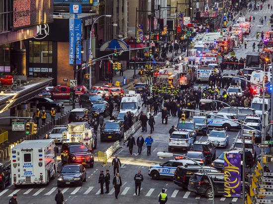 Эксперт оценил работу спецслужб США после теракта на Манхэттене