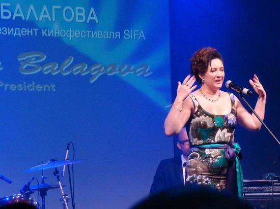 Любовь Балагова: «Наш кинофестиваль – это мост дружбы между народами»