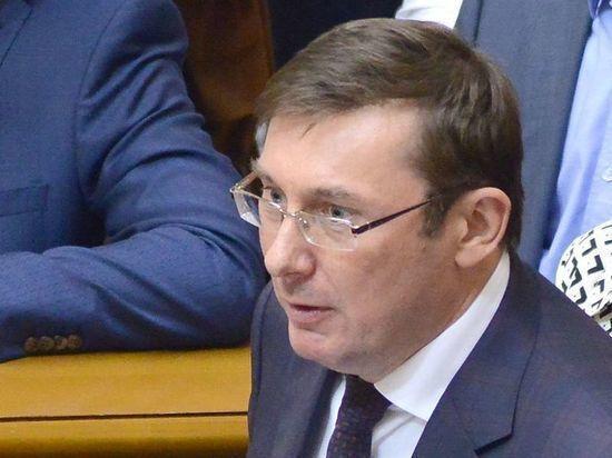 Луценко уверяет, что политик брал деньги у Януковича для свержения власти на Украине