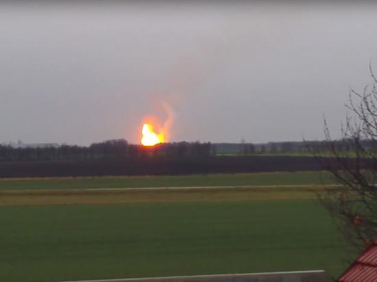 Взрыв в Австрии привел к газовому коллапсу в Европе