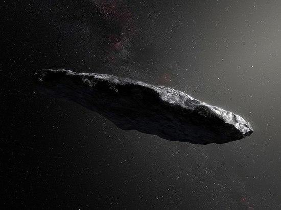Специалисты проверят, является ли астероид Оумуамуа