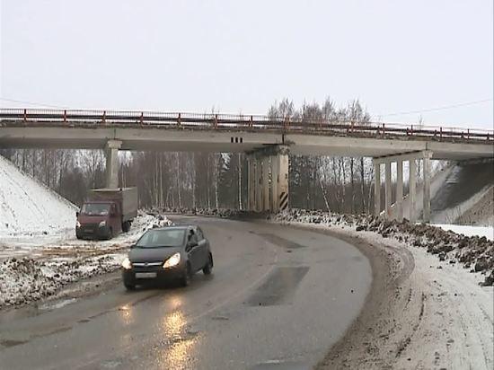 Путепроповод на подъезде к Костроме закроют позже - с 20 декабря