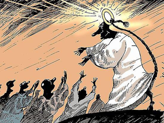 Как не вляпаться в «творческое объединение», которое секта