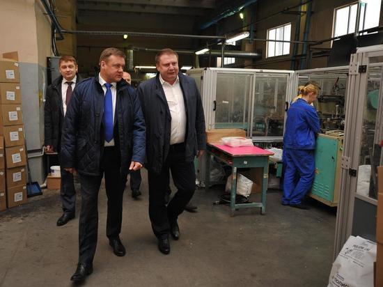 Губернатор Рязанской области: «Поселок Лесной должен зажить новой жизнью»