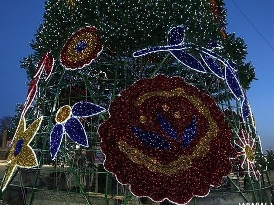Столицу Приморья украшают к празднику