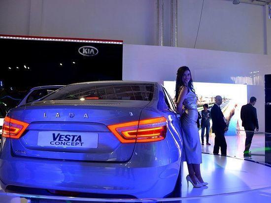 Немцы оценили российский седан LADA Vesta