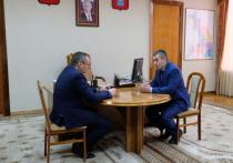 Федеральный политик выступил в Астраханской думе
