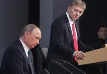 Пресс-секретарь президента РФ Дмитрий Песков заявил о том, что в Кремле не видят никого, кто бы мог составить конкуренцию Путину на президентских выборах следующей весной