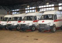 Новые «скорые» поступят на службу в Костромскую область