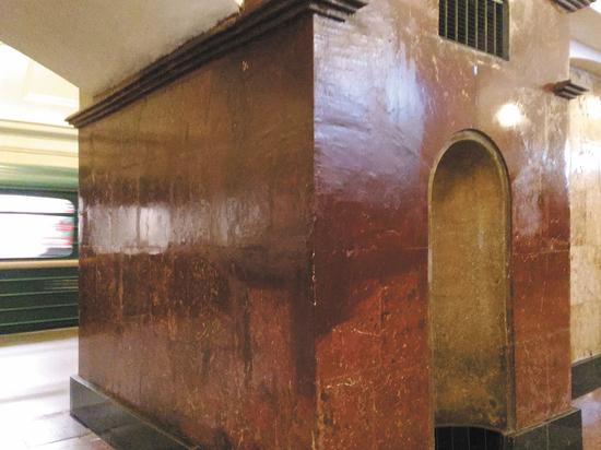 Станцию метро «Красные ворота» подточила вода