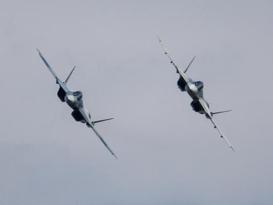 В Сирии произошел конфликт между американскими истребителями и российскими Су-25