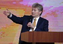 Песков рассказал, почему президент не назвал оппозиционера по имени после вопроса Собчак
