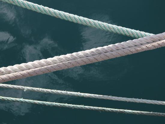 Британский инженер провел интернет по мокрой веревке