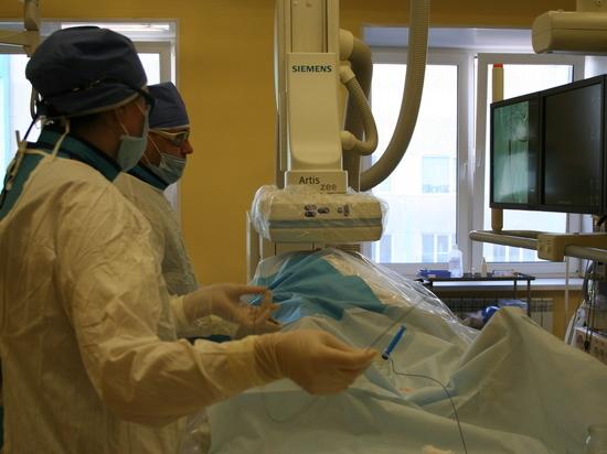 В Челябинской областной больнице успешно применили революционный метод лечения инсульта
