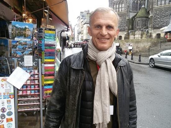 Актер Рихард Заммель отказывается от ролей нацистов: «Сколько можно?!»