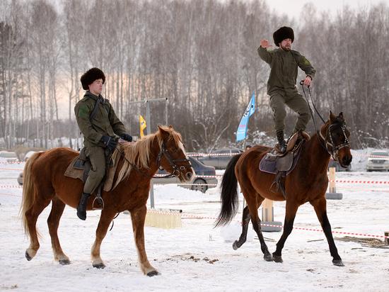 Тюменские казаки бережно хранят вековые традиции и верно служат Родине