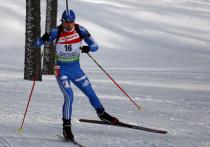 Антон Шипулин завоевал первую в сезоне российскую медаль по биатлону