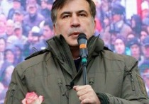 После буйного воскресенья в понедельник утром Михаил Саакашвили пришел в Генпрокуратуру — на допрос