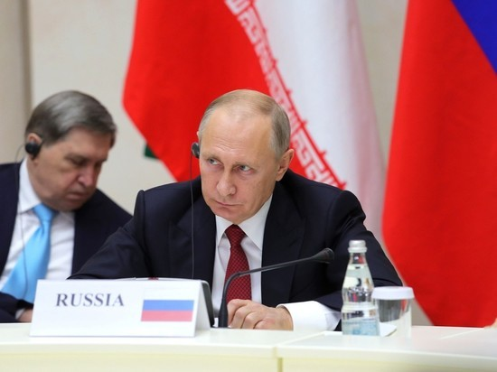 Bloomberg нашел ключ к разгадке внешней политики Путина
