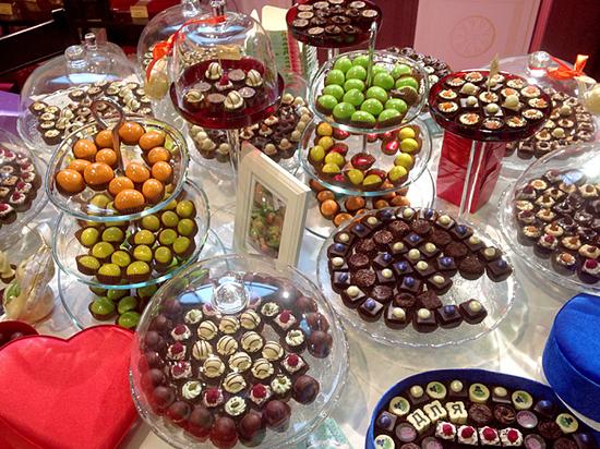 Импорт шоколада в Россию аномально вырос