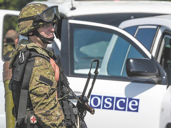 Теперь наблюдатели на Донбассе будут чаще подрываться на минах