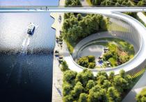 Футуристический проект нового квартала в районе Хорошево-Мневники разработала команда столичных архитекторов
