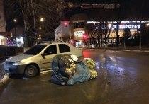 В полном недоумении остались жители подмосковного Ногинска, которым довелось на днях оказаться на Советской улице