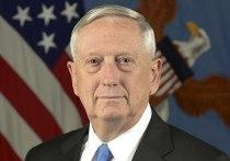 Министр обороны США Джеймс Мэттис прокомментировал новую стратегию национальной безопасности, представленную Дональдом Трампом
