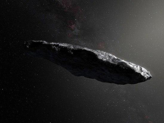 Астероид, который приняли за «звездолёт пришельцев», оказался покрытым слоем органики