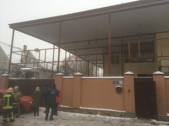 Использовали сауну как сушилку: подробности страшного пожара в пансионате Новой Москвы