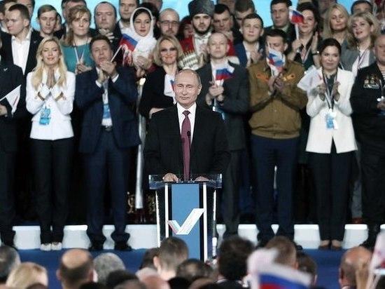 Делегация из Калмыкии встретилась с Президентом